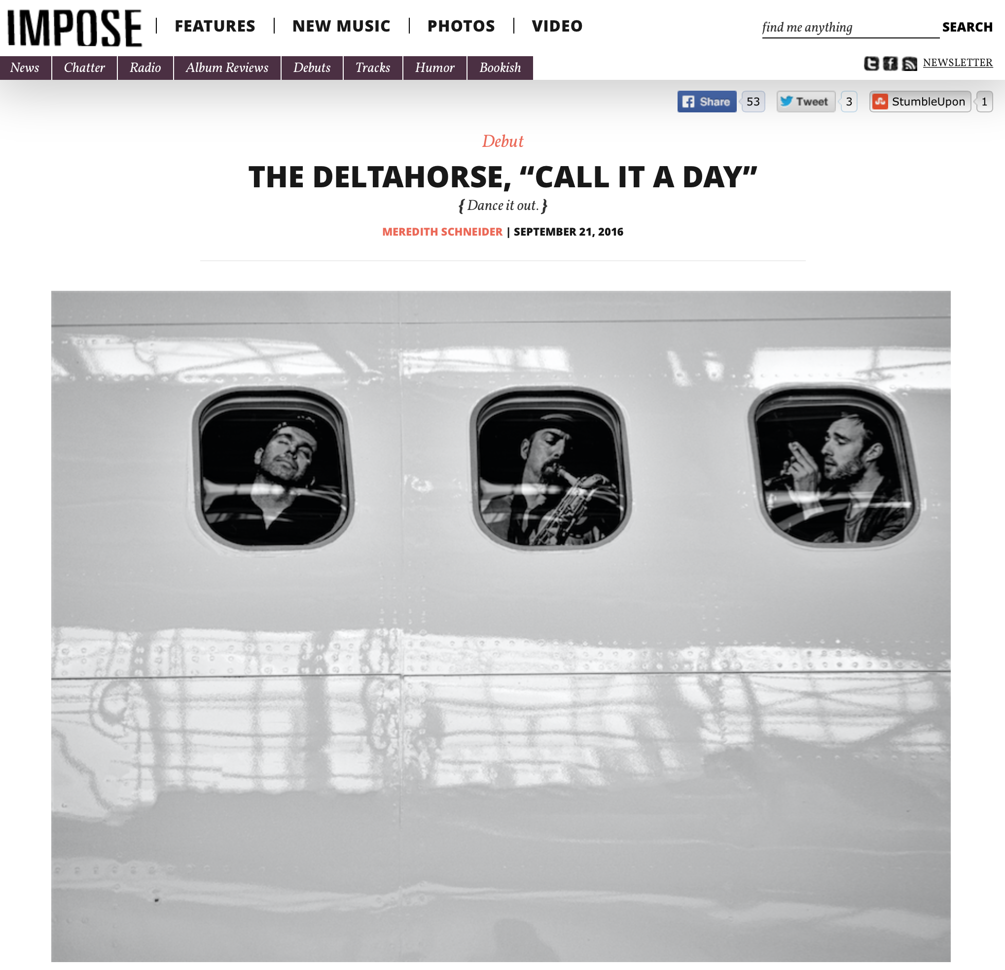 Feature | Impose Mag